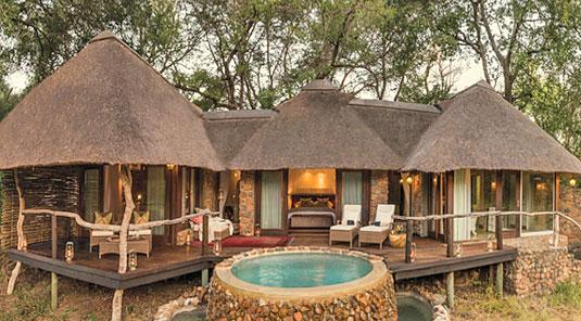 Luxury Thatched Suite Dulini Safari Lodge Sabi Sand Game Reserve South Africa Luxury Safari Lodge Bookings