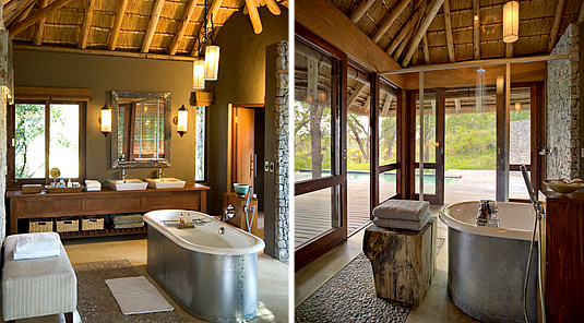 Suites Bathroom Leadwood Lodge Dulini Private Game Reserve Sabi Sand Game Reserve Accommodation Booking