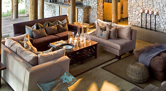 Main Lounge Leadwood Lodge Dulini Private Game Reserve Sabi Sand Game Reserve Accommodation,Booking
