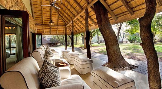 Dulini sun lounge, Dulini Safari Lodge is located in the Sabi Sand Game Reserve