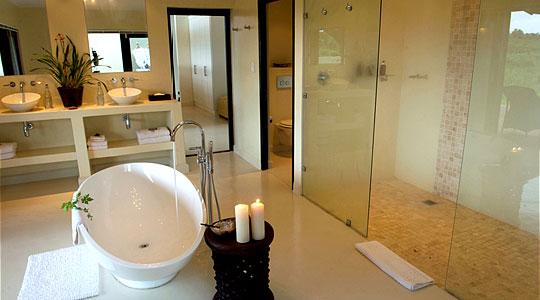 Superior Luxury Suites bathroom South African Big Five Safari Sabi Sand Lion Sands River Lodge Private Game Reserve Sabi Sand Game Reserve
