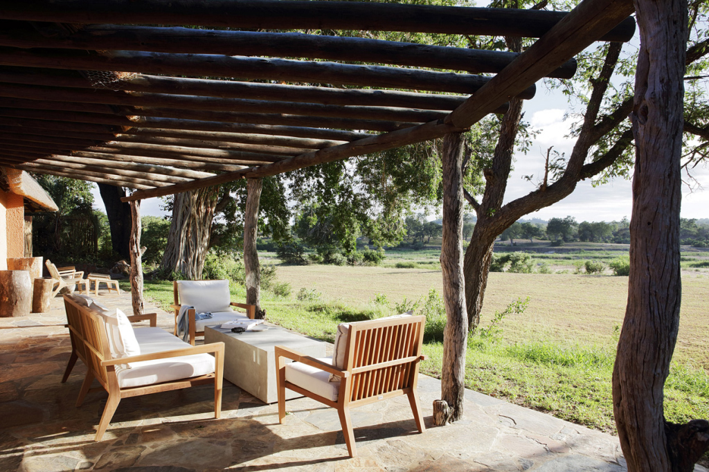 Private outside area Mala Mala Sable Camp Mala Mala Private Game Reserve Sabi Sand Accommodation Booking