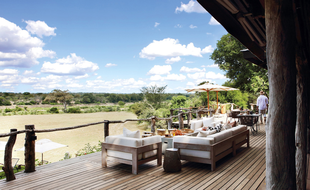 Deck Mala Mala Sable Camp Mala Mala Private Game Reserve Sabi Sand Accommodation Booking