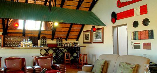Sabi Sabi Selati Camp Bar area Luxury Accommodation Sabi Sabi Private Sabi Sands Reserve Lodge bookings