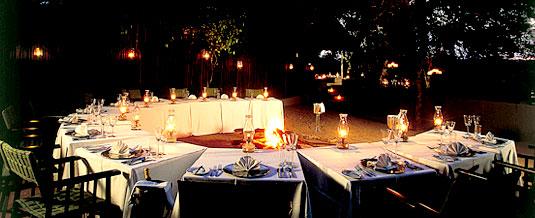 Boma Dining Bush Dinner Sabi Sabi Selati Camp Luxury Accommodation Sabi Sabi Private Game Reserve Sabi Sands Reserve Accommodation bookings