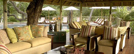 Outdoor Lounge Main Lodge Sabi Sabi Selati Camp Luxury Accommodation Sabi Sabi Private Game Reserve Sabi Sands Reserve Accommodation bookings