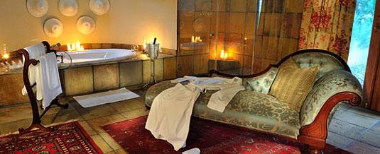 Ivory Suite Luxury Suite Bathroom Sabi Sabi Selati Camp Luxury Accommodation Sabi Sabi Private Game Reserve Sabi Sands Reserve Accommodation bookings