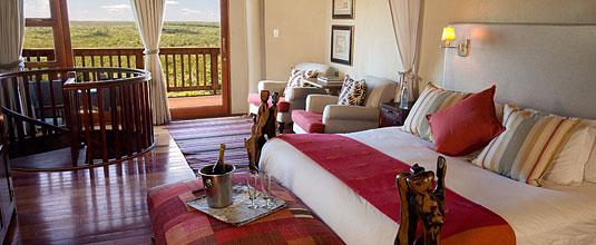 Rock Lodge Room at Ulusaba Private Game Reserve - Sabi Sand Private Game Reserve. Luxury Safari Lodge Bookings