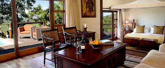 Ulusaba Rock Lodge Makwela Suite Rock Lodge Ulusaba Private Game Reserve Sabi Sand Private Game Reserve