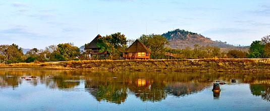 The Tree House at Safari Lodge, Ulusaba Private Game Reserve - Sabi Sand Private Game Reserve