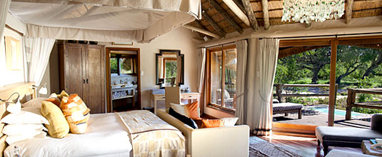 The River Room with Plunge Pool at Safari Lodge, Ulusaba Private Game Reserve - Sabi Sand Private Game Reserve