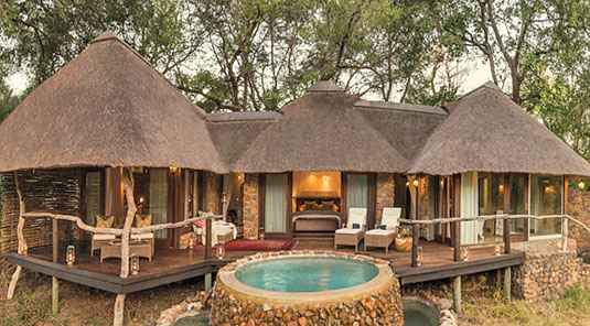 Luxury Thatched Suite Dulini Safari Lodge Sabi Sand Game Reserve South Africa Luxury Safari Lodge Bookings