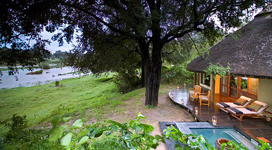 Suites Deck View River Lodge Dulini Private Game Reserve Sabi Sand Game Reserve