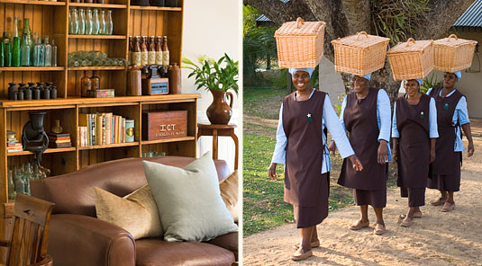 Main Lodge Staff Kirkmans Kamp Exeter Private Game Reserve Sabi Sand Game Reserve Accommodation Booking