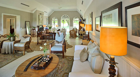 Main Lodge area Lounge Kirkmans Kamp Exeter Private Game Reserve Sabi Sand Game Reserve Accommodation Booking