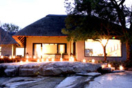 Londolozi Private Game Reserve -  Granite Suites