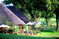 Mala Mala Private Game Reserve - Main Camp