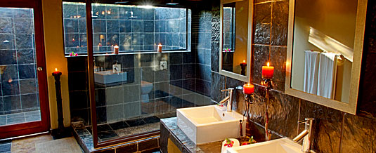 Luxury En-suite Bathroom,Nkorho Bush Lodge,Sabi Sands Private Game Reserve,Kruger National Park,Accommodation Booking