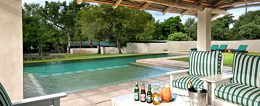 Swimming pool,Notten's Bush Camp,Nottens Private Game Reserve,Sabi Sands Game Reserve,Accommodation bookings