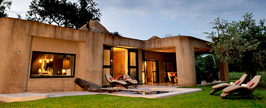 Earth Lodge Amber Presidential Suite Luxury Accommodation Sabi Sabi Private Game Reserve Sabi Sands Reserve