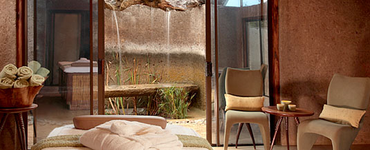 Amani Spa Earth Lodge Luxury Accommodation Sabi Sabi Private Game Reserve Sabi Sands Reserve