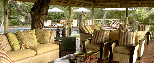Outdoor Lounge Main Lodge Sabi Sabi Selati Camp Luxury Accommodation Sabi Sabi Private Game Reserve Sabi Sands Reserve Accommodation bookings