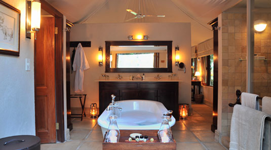 Luxury Suite Bathroom Luxury Accommodation Savanna Private Game Reserve Sabi Sands Reserve Accommodation bookings