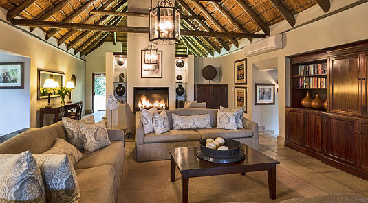 Savanna Suites Lounge Luxury Accommodation Savanna Private Game Reserve Sabi Sands Reserve Accommodation bookings