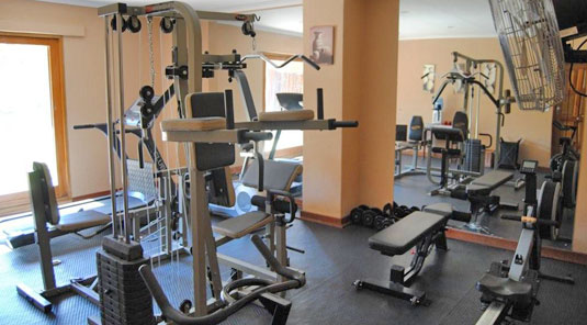 Gym Sabi Sands Luxury Safari Lodge Simbambili Game Lodge Bookings Luxury Accommodation bookings Sabi Sands Reserve