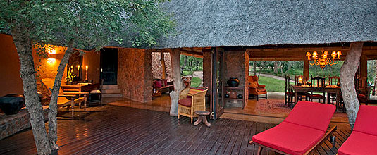 Singita Ebony Lodge Singita Private Game Reserve Sabi