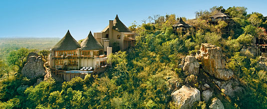 Ulusaba Cliff Lodge Cliff Lodge Ulusaba Private Game Reserve Sabi Sand Private Game Reserve